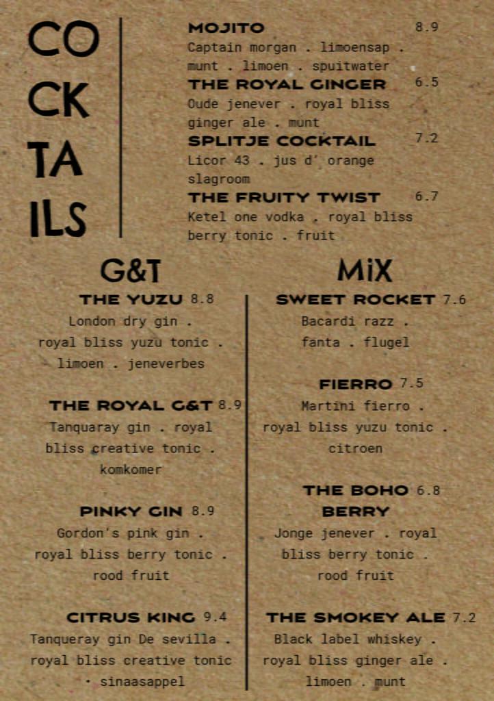 2021 cocktails